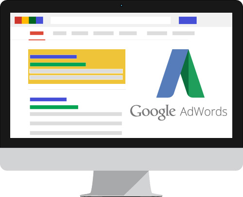 Publicitatea Google Adwords